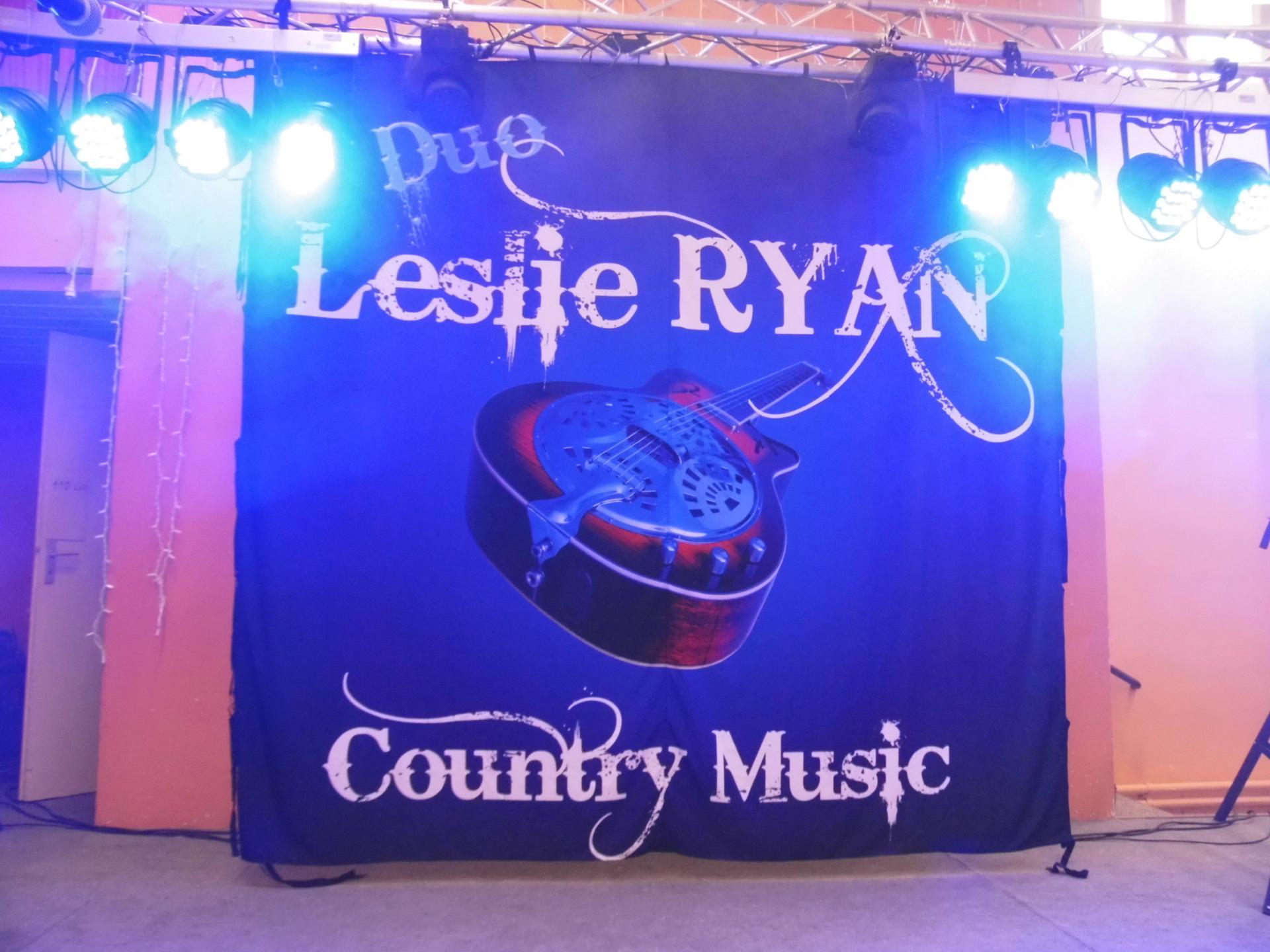Notre bal avec Leslie Ryan juin 2018