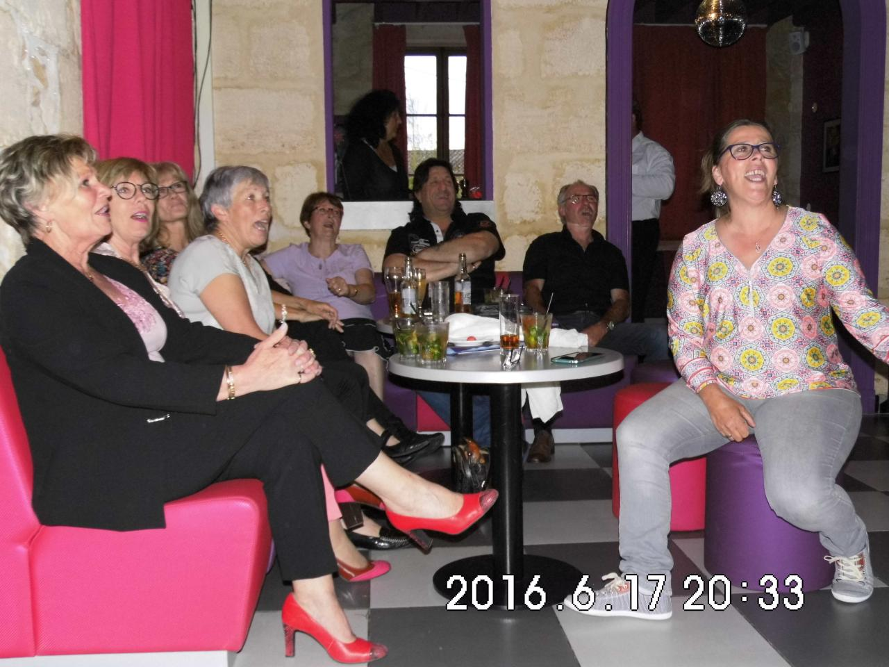 Saint Sébastien Juin 2016