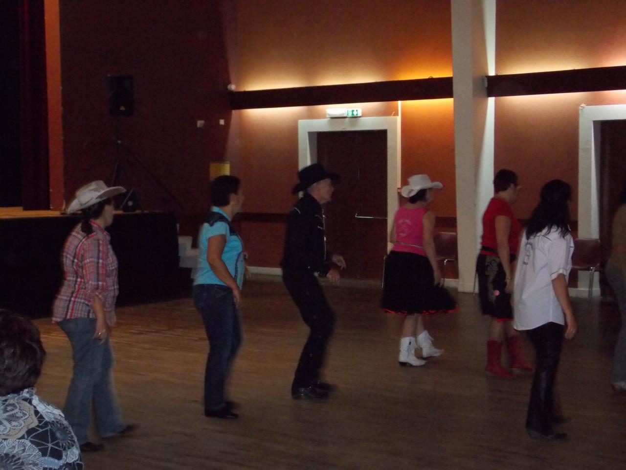 Bal chez les Rodeo Dancers Pauillac 1O/14